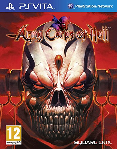 Army Corps of Hell (PS Vita) 1