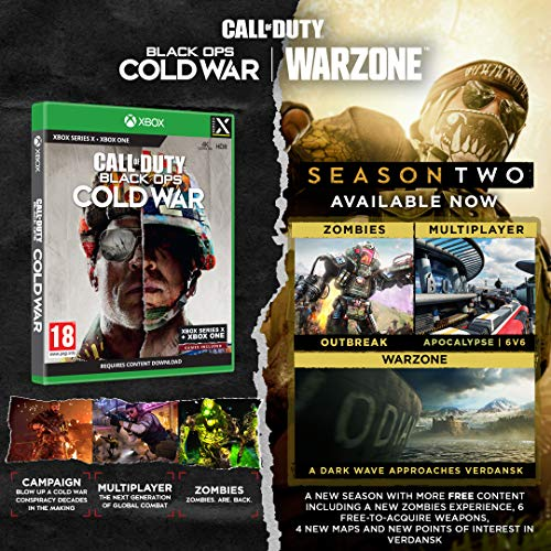 Call of Duty: Black Ops Cold War (Xbox Series X) - Import UK 2