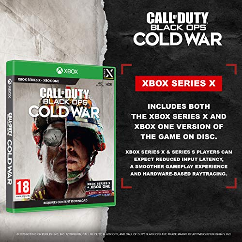 Call of Duty: Black Ops Cold War (Xbox Series X) - Import UK 3