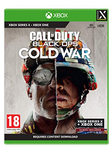 Call of Duty: Black Ops Cold War (Xbox Series X) - Import UK 1