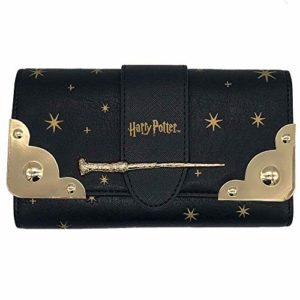 Harry Potter Baguette Noire d'embrayage Purse 4