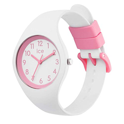 Ice-Watch - Ice Ola Kids Candy White - Montre Blanche pour Fille avec Bracelet en Silicone - 014426 (Small) 2