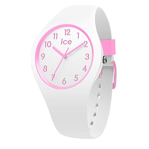 Ice-Watch - Ice Ola Kids Candy White - Montre Blanche pour Fille avec Bracelet en Silicone - 014426 (Small) 1