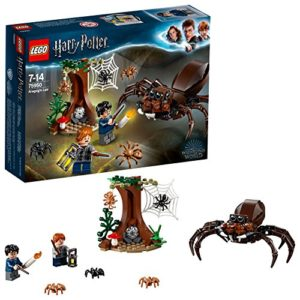 LEGO Harry Potter - Le repaire d'Aragog - 75950 - Jeu de Construction 78