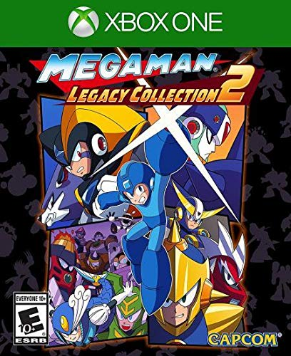 Megaman Legacy Collection 2 1