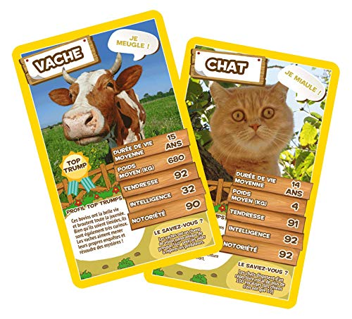 Top Trumps Version Française 3
