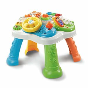 VTech - 181515 - Ma Table d'Activité Bilingue - Multicolore 6
