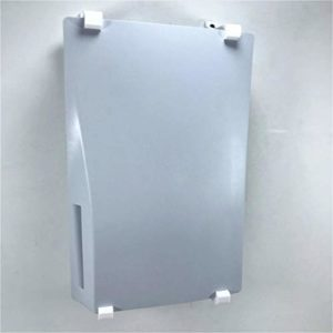 3D Cabin PS5 Wall Mount Wall Bracket Holder Stand For Play Station 5 Disc Corner Support Any Orientation White Right 5