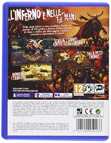 Army Corps of Hell [import italien] 2