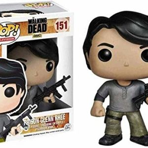 Buzhidao The Walking Dead - Prison Glenn Pop Forma Television Collection 10CM Jouets 21
