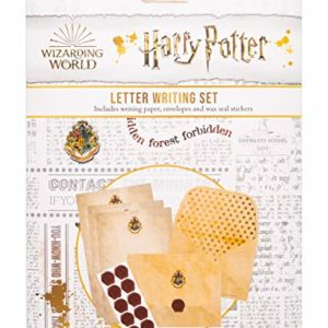 Erik® Ensemble de Papier à Lettres Harry Potter - Papeterie Harry Potter Collection 40