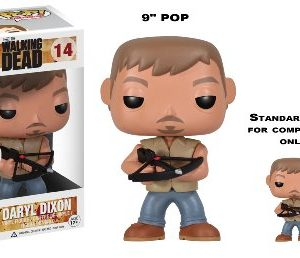 Figurine 'Pop'- The Walking Dead - Daryl Dixon Giant 23Cm 38