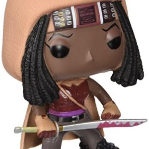 Funko 3085 Walking Dead Michonne Pop Vinyl Figure 6