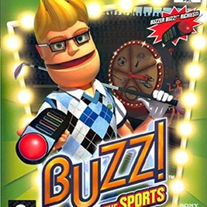 GIOCO PS2 BUZZ SPORT QUIZ 29