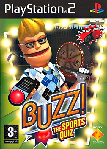 GIOCO PS2 BUZZ SPORT QUIZ 1
