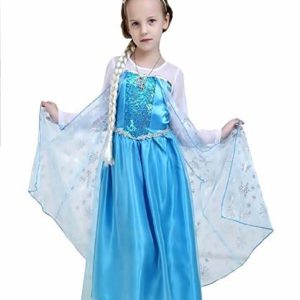 Inception Pro Infinite Costume - Carnaval - Halloween - Elsa - Fille - Classique - Frozen 30