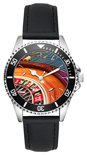 KIESENBERG Montre - Roulette Casino Cadeau Article Idée Fan L-20017 2