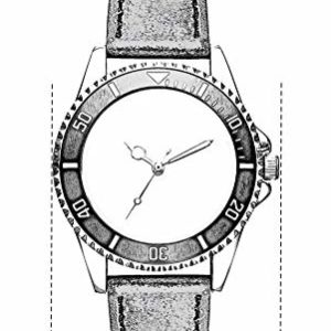 KIESENBERG Montre - Roulette Casino Cadeau Article Idée Fan L-20017 3