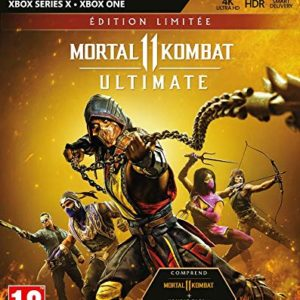 Mortal Kombat 11 Ultimate - Steelcase - D1 (Xbox Series X) 6