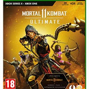 Mortal Kombat 11 Ultimate (Xbox Series X) 6