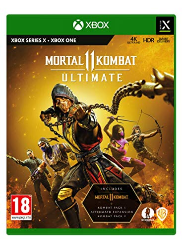 Mortal Kombat 11 Ultimate (Xbox Series X) 1