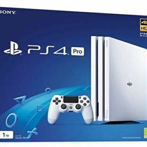PS4 Pro blanche 1 To 5