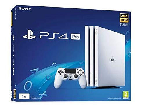 PS4 Pro blanche 1 To 1