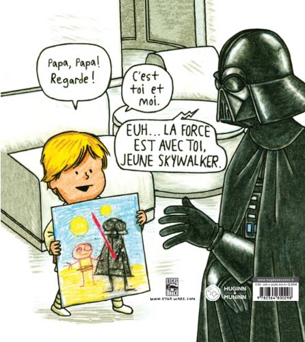 STAR WARS : DARK VADOR ET FILS 3