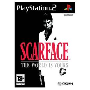 Scarface PS2 Plat 2