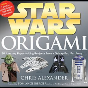 Star Wars Origami: 36 Amazing Paper-folding Projects from a Galaxy Far, Far Away... 6