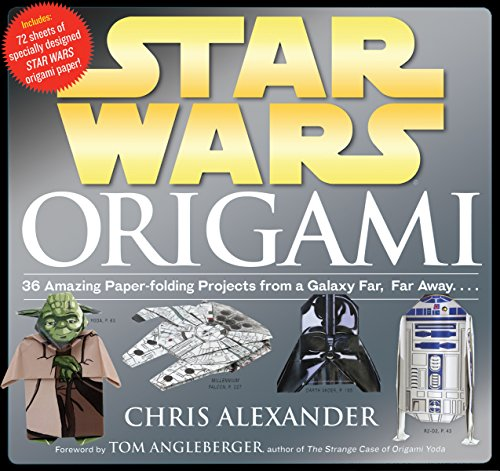 Star Wars Origami: 36 Amazing Paper-folding Projects from a Galaxy Far, Far Away... 1