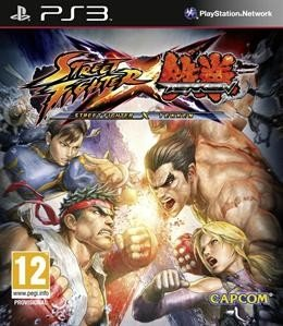 Street Fighter X Tekken PS-3 AT [Import allemand] 78