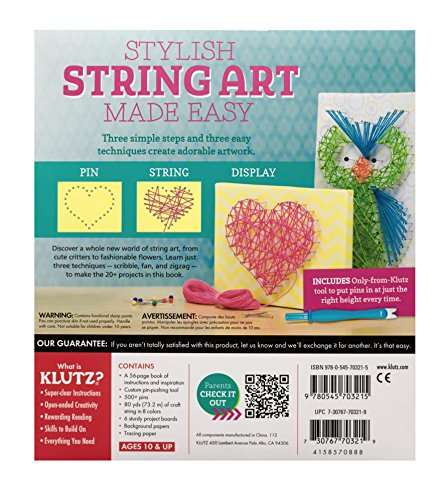 String Art: Turn string and pins into works of art 2