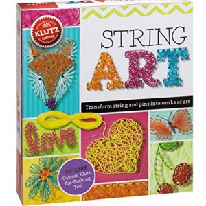 String Art: Turn string and pins into works of art 34