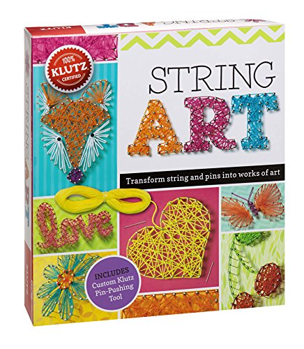 String Art: Turn string and pins into works of art 1