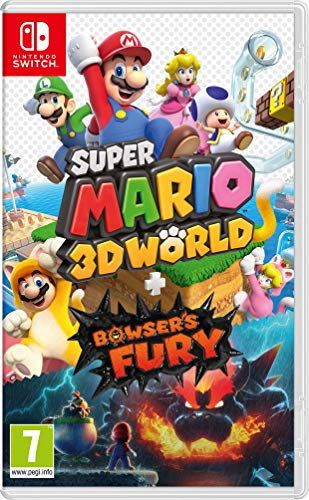Super Mario 3D World + Bowser's Fury - [Version Italienne] 1