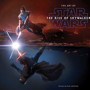 The Art of Star Wars: The Rise of Skywalker 4