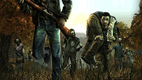 The Walking Dead - A Telltale Game Series Standard Edition (PS3) 3