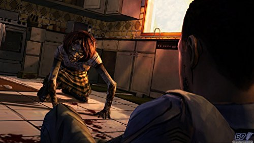 The Walking Dead - A Telltale Game Series Standard Edition (PS3) 4