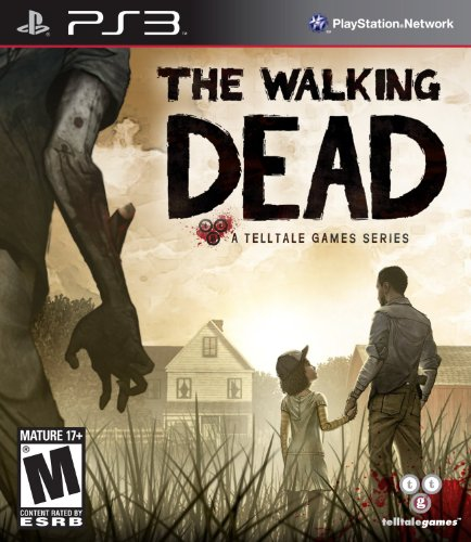 The Walking Dead - A Telltale Game Series Standard Edition (PS3) 1
