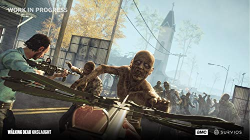 The Walking Dead Onslaught PS4 Game (PSVR Required) 3