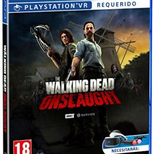 The Walking Dead Onslaught PS4 Game (PSVR Required) 4