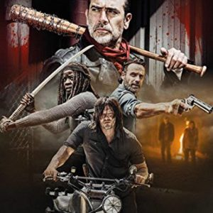 The Walking Dead Poster Saison 8 Collage (61cm x 91,5cm) + Un Poster Surprise en Cadeau! 2