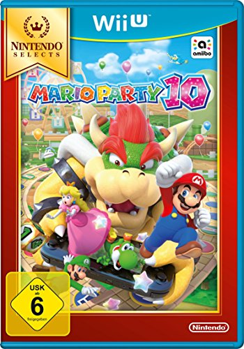Wii U Mario Party 10 Selects 1