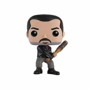 ZEwe Pop Negan The Walking Dead Mini Q Version 3.9inches Action PVC Figure EP PVC caractère 46