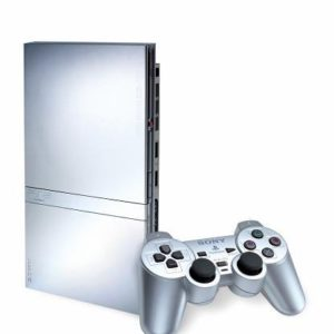 Console PlayStation 2 Silver 5
