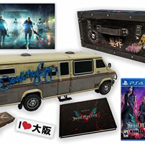 Devil May Cry 5 Collector's Edition - PlayStation 4 Collector's Edition (Usa) 18