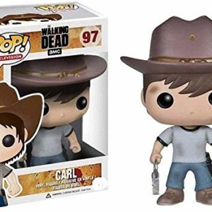 HJB Pop The Walking Dead Saison-Mijon/Dalier/Carl/Glen/Nigan décoration de Voiture 6