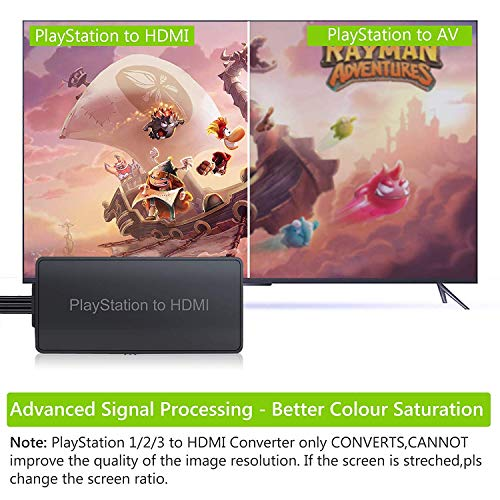 LiNFOR Playstation to HDMI 3