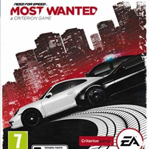 NEED FOR SPEED - MOST WANTED [PS VITA GAME] 6